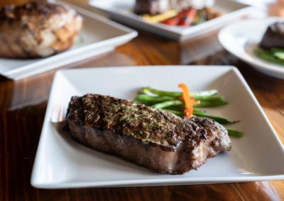La Jolla Restaurant and Bar Cooked Beef